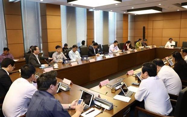 AN : Les projets de lois sur l'investissement et les entreprises (amendees) en discussion hinh anh 1