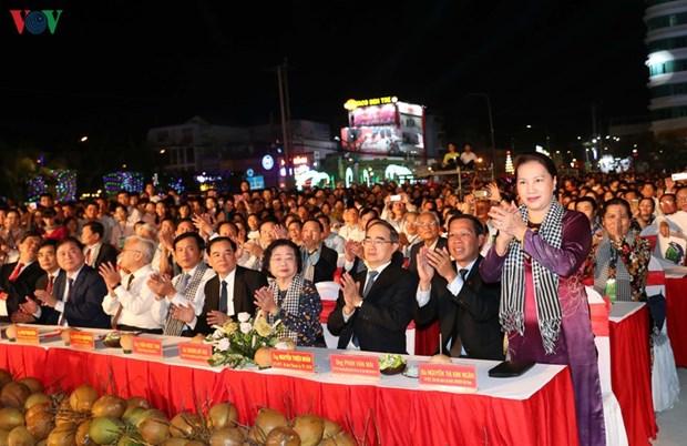 Festival de la noix de coco de Ben Tre 2019 hinh anh 1