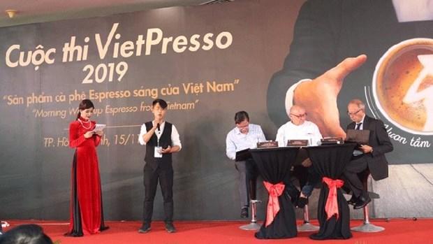 VietPresso 2019 : un concours pour trouver les meilleurs cafes vietnamiens hinh anh 1
