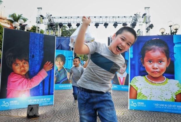 Le Vietnam s'engage a mieux garantir les droits de l'enfant hinh anh 1