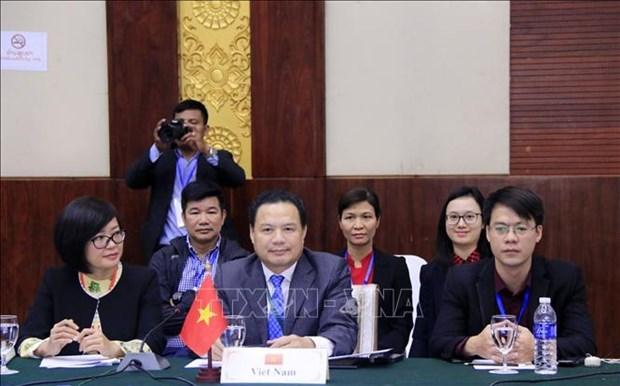Le Vietnam participe a la reunion de l'ASEAN sur la protection sociale des enfants vulnerables hinh anh 1