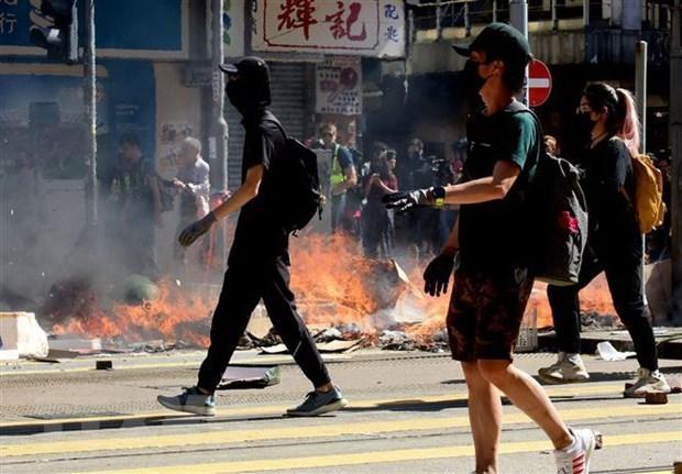 Hong Kong (Chine) n'a pas encore annonce de pertes de citoyens vietnamiens hinh anh 1