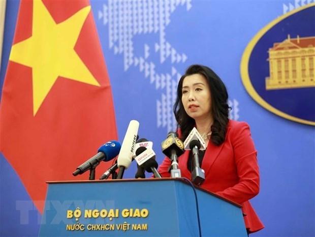 Le Vietnam et les Etats-Unis cherchent a renforcer leur cooperation dans la defense hinh anh 1