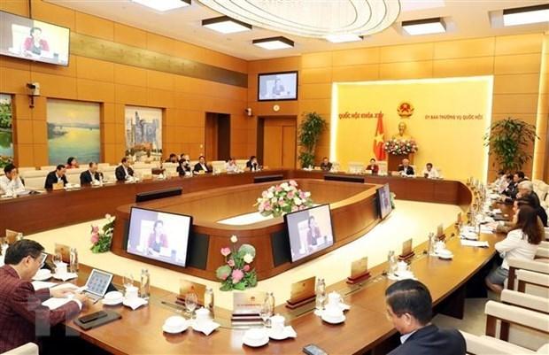 Ouverture de la 39e session du Comite permanent de l'AN hinh anh 1