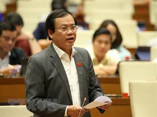 L'AN consacre sa 24e journee de travail a l'examen des projets de loi hinh anh 1