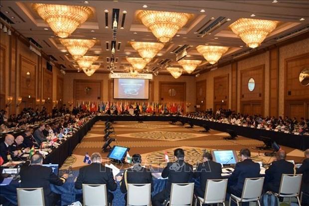 Le deuxieme sommet mondial de la Garde-cote s'acheve au Japon hinh anh 1