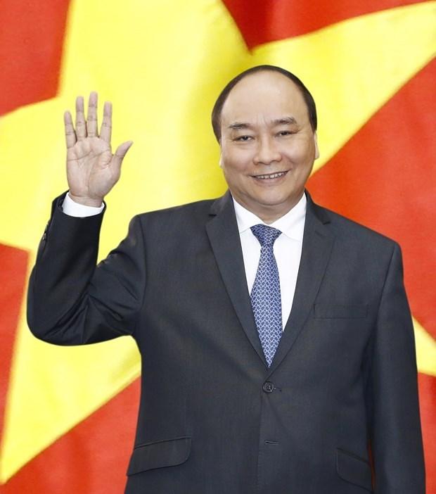 Le Premier ministre Nguyen Xuan Phuc se rend en Republique de Coree pour des sommets hinh anh 1