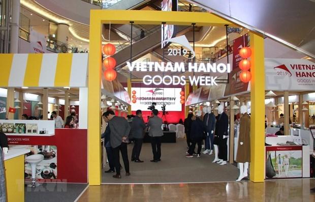La Semaine des marchandises Vietnam-Hanoi 2019 en R. de Coree hinh anh 1