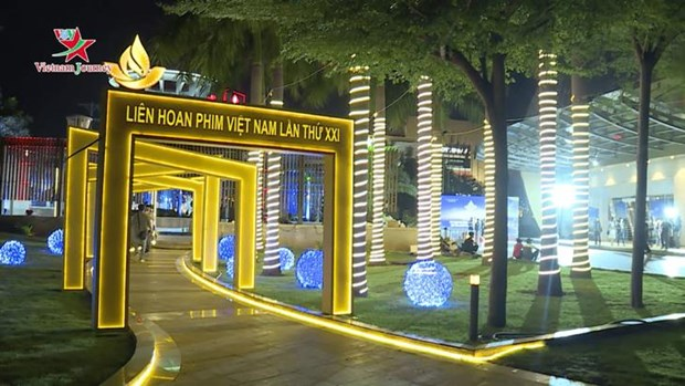 Ba Ria-Vung Tau accueille le 21e Festival national du film hinh anh 1