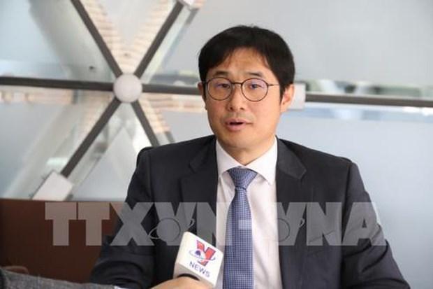 Des experts sud-coreens soulignent le role du Vietnam dans la nouvelle politique du Sud hinh anh 1