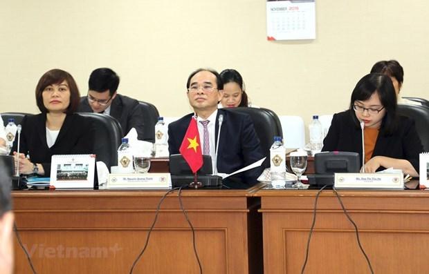 Vietnam et Indonesie renforcent leur cooperation en matiere d'audit hinh anh 1