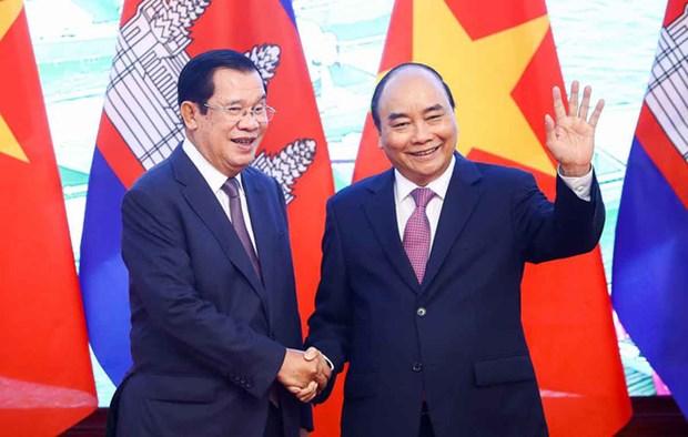 Le Cambodge, principale destination d'investissements du Vietnam hinh anh 1