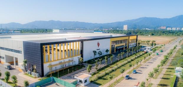 VinSmart: Inauguration d'une usine de produits electroniques a Hanoi hinh anh 1