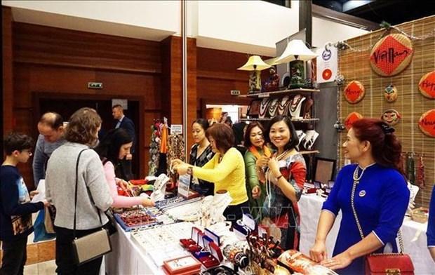 Le Vietnam participe au festival international de Noel en R. tcheque hinh anh 1