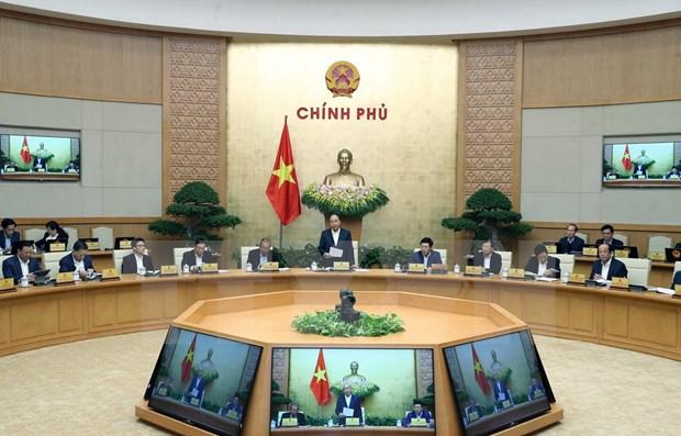 La reunion periodique de novembre du gouvernement hinh anh 1