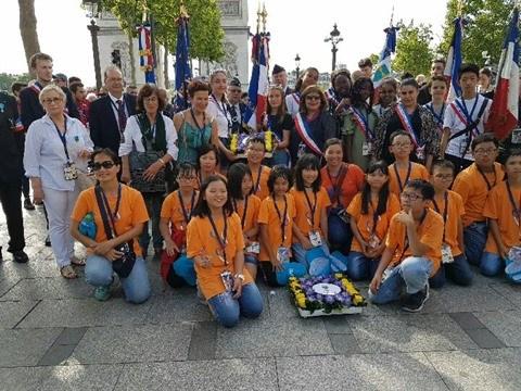Amitie franco-vietnamienne: Le Comite Choisy le Roi - Val de Marne et dix ans d'activites hinh anh 1