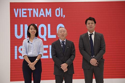 Le Vietnam, marche le plus potentiel d'Uniqlo en Asie du Sud-Est hinh anh 1
