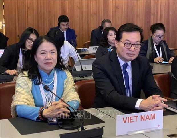 Le Vietnam participe activement au Mouvement international de la Croix-Rouge et du Croissant-Rouge hinh anh 1