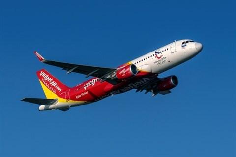 Vietjet : nouvelle ligne aerienne Ho Chi Minh-Ville - Pattaya hinh anh 1
