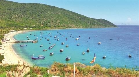 La baie de Van Phong, une merveille de la nature a Nha Trang hinh anh 1