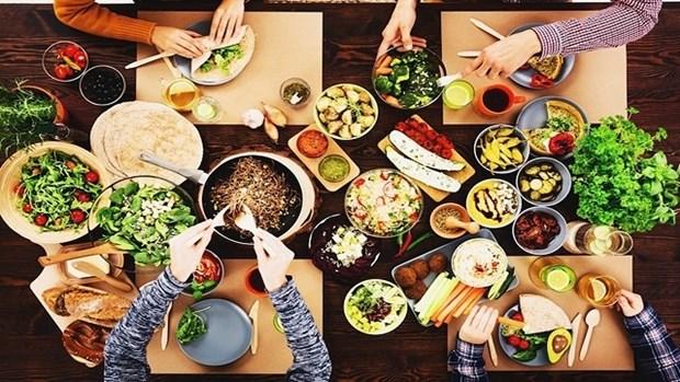 La foire du printemps de Hanoi 2020 mettra en valeur la nourriture vegetarienne hinh anh 1