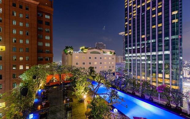 Un hotel a HCM-Ville loue par le New York Times hinh anh 1