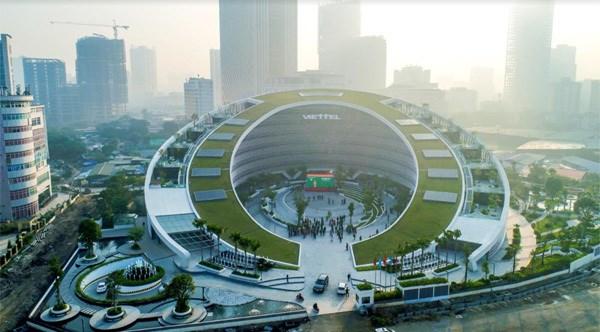Viettel parmi les 50 marques les plus dynamiques au monde hinh anh 1