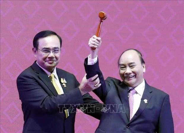 President de l'ASEAN 2020: L'occasion d'affirmer la nouvelle position du Vietnam dans la region hinh anh 1