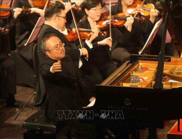 L'artiste Dang Thai Son invite a participer au jury du concours de piano Fryderyk Chopin 2020 hinh anh 1