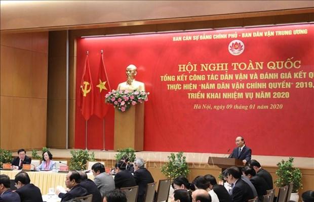 Le Premier ministre demande de promouvoir la mobilisation de masse dans le cyberespace hinh anh 1