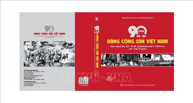 Publication d'un livre photo sur les 90 ans d'histoire du Parti communiste du Vietnam hinh anh 1
