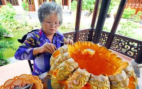 La gardienne de la cuisine royale de Hue hinh anh 1
