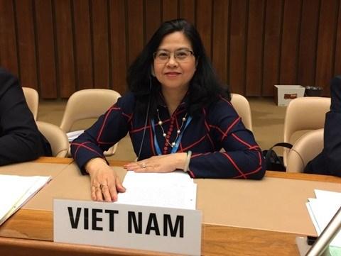 La premiere Vietnamienne nommee directrice de haut niveau de l'OMS hinh anh 1