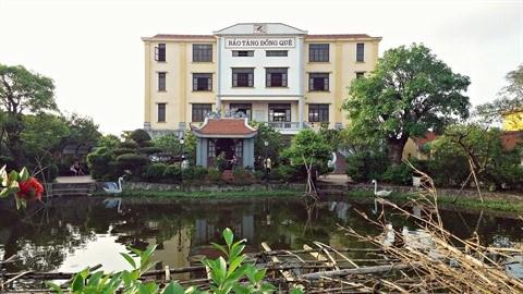 Nam Dinh: Le Musee de la campagne, un voyage dans le temps hinh anh 1