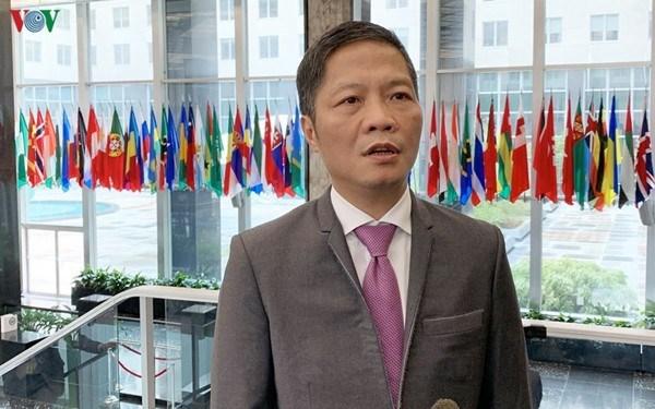 L'economie, l'un des trois piliers de la cooperation Vietnam - ASEAN hinh anh 1