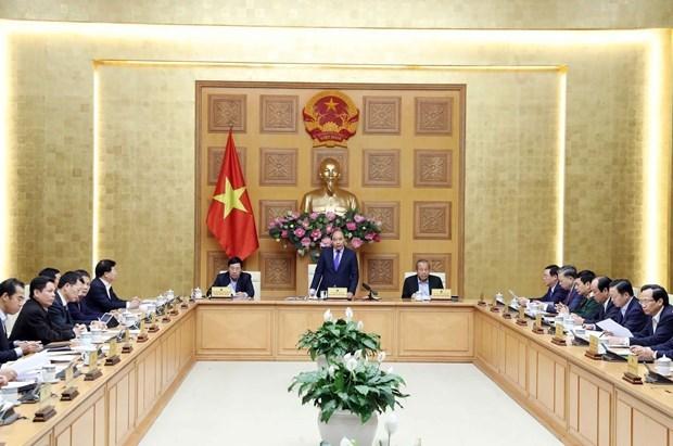 Le Vietnam bien maitrise les maladies respiratoires aigues causees par le nCoV hinh anh 1