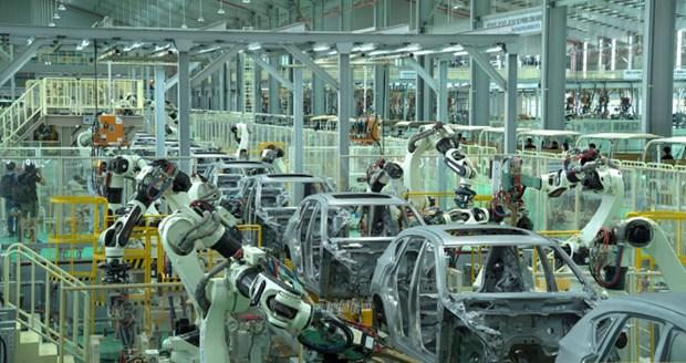 Automobile: un projet de 2.600 milliards de dongs autorise a Thua Thien - Hue hinh anh 1