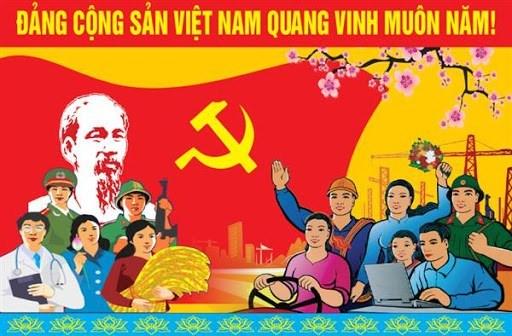 Anniversaire du Parti communiste du Vietnam: 90 ans, 4 lecons hinh anh 1