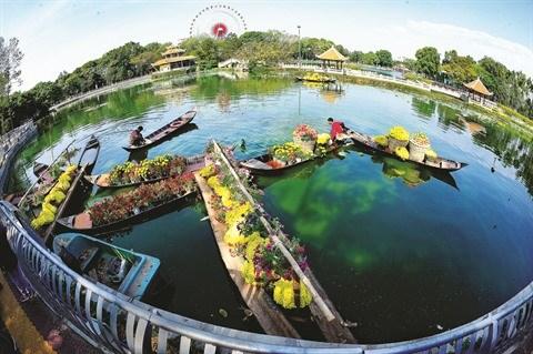 Les acquis importants de Saigontourist hinh anh 1