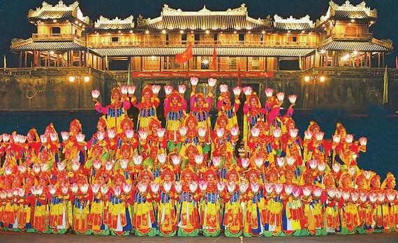 Festival de Hue 2020: place a la communaute hinh anh 1