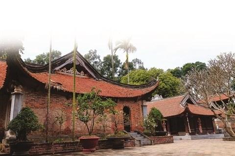 Pour une meilleure valorisation des tablettes de bois de la pagode Vinh Nghiem hinh anh 1