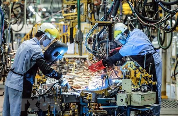 Le Vietnam s'apprete a devenir la prochaine «usine» de l'Asie hinh anh 1