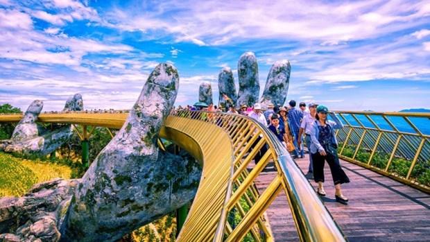 Tourisme: le Vietnam, un des pays a la croissance la plus rapide au monde hinh anh 1
