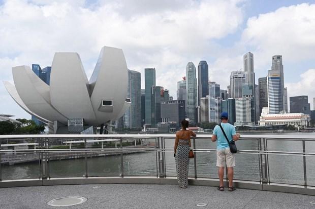 Singapour s'inquiete de la recession imminente due a COVID-19 hinh anh 1