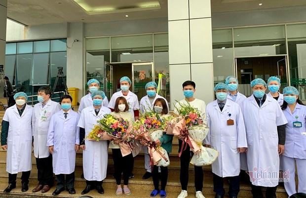 COVID-19: l'OMS souligne la bonne gestion de l'epidemie par le Vietnam hinh anh 1