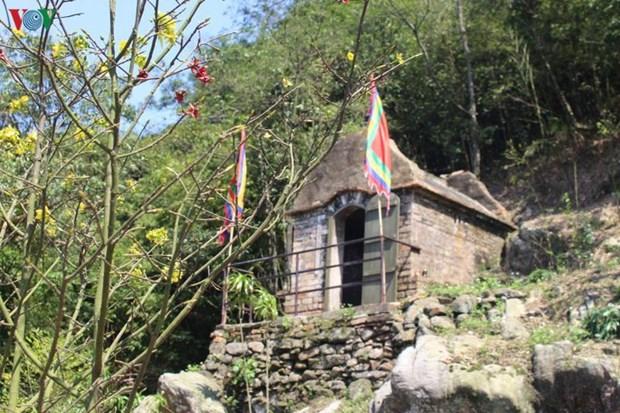 Ngoa Van, un lieu saint du bouddhisme hinh anh 1