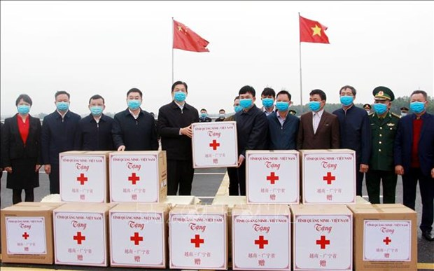 COVID-19: aider la province du Guangxi (Chine) pour prevenir efficacement les epidemies hinh anh 1