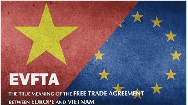 La VCCI intensifie la communication sur l'EVFTA hinh anh 1