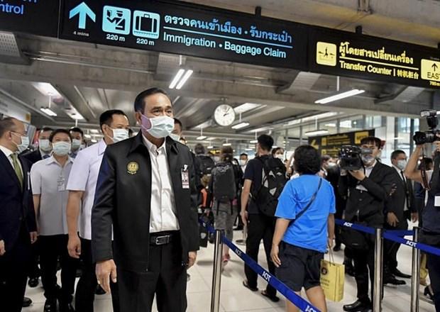La Thailande compte trois nouveaux cas de COVID-19 hinh anh 1