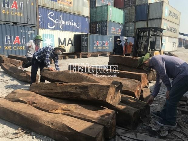 HCM-Ville : Hausse des exportations de marchandises en janvier/fevrier hinh anh 1
